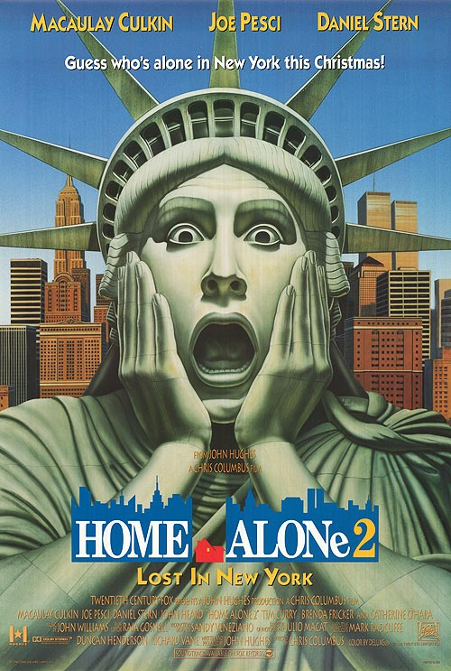 Film Review: Home Alone 2: Lost in New York (1992)