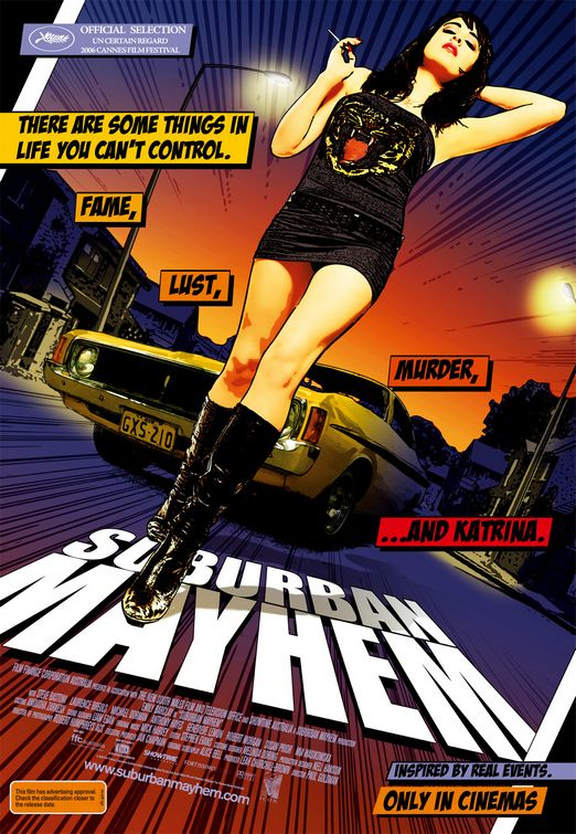 Emily barclay suburban mayhem - 3 3
